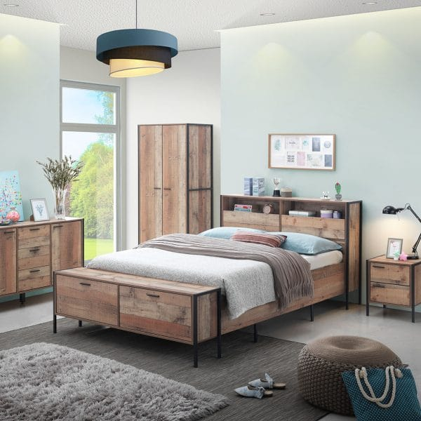 Stretton 2 Door Double Wardrobe