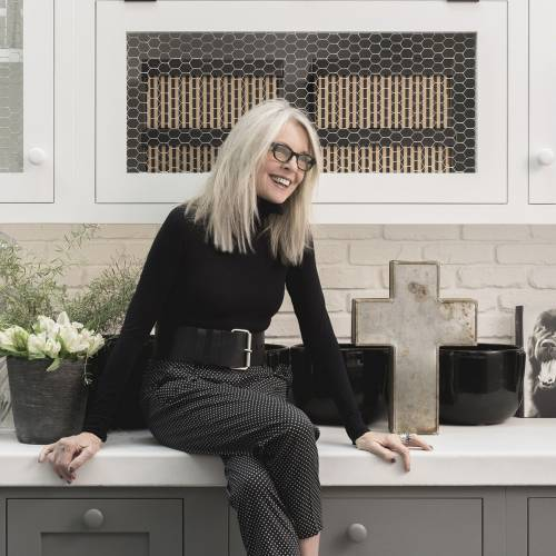 Inside Celebrity Homes – Diane Keaton